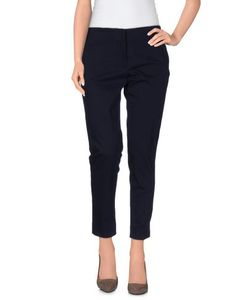Victoria Beckham   Denim Trousers 3/4-Length Trousers On