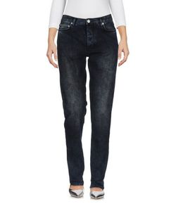 Blk Dnm | Denim Denim Trousers On