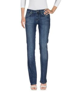 Burberry | Denim Denim Trousers Women On