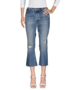 Mother | Denim Denim Trousers Women On