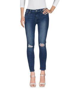 Paige | Denim Denim Trousers Women On