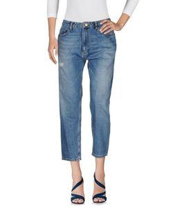 Aalto | Denim Denim Trousers Women On