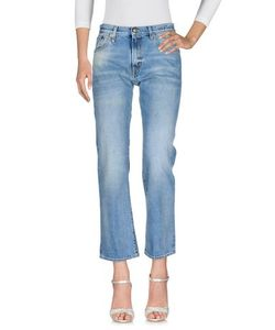 R13 | Denim Denim Trousers Women On