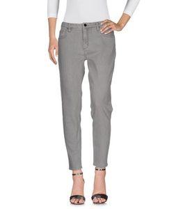Victoria Beckham   Denim Denim Trousers On