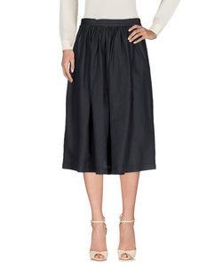 Hache   Skirts 3/4 Length Skirts On