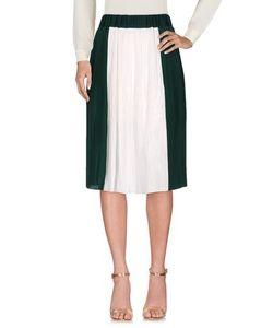 Etienne Deroeux | Skirts 3/4 Length Skirts Women On