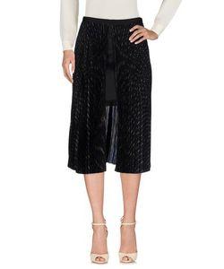 Sacai Luck   Skirts 3/4 Length Skirts On