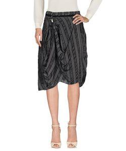 High | Skirts Knee Length Skirts Women On