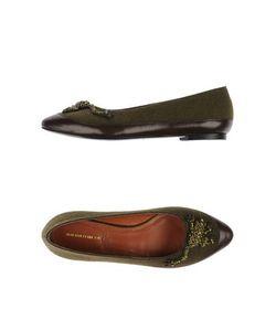 Alberta Ferretti   Footwear Ballet Flats On
