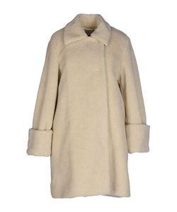 Mm6 Maison Margiela   Mm6 By Maison Margiela Coats Jackets Faux Furs Women On