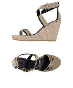 Burberry London   Footwear Espadrilles Women On