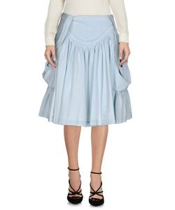 Band Of Outsiders | Skirts Knee Length Skirts Women On