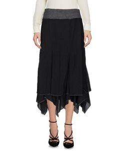 POÈME BOHÈMIEN | Skirts 3/4 Length Skirts Women On