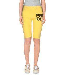 Free City   Trousers Bermuda Shorts Women On