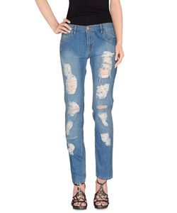 Don't Cry | Denim Denim Trousers Women On