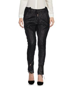 Le Cuir Perdu | Trousers Casual Trousers Women On