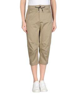 Giuliano Fujiwara | Trousers 3/4-Length Trousers Women On