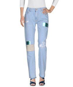 Aries | Denim Denim Trousers Women On
