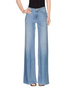 Hudson   Denim Denim Trousers On