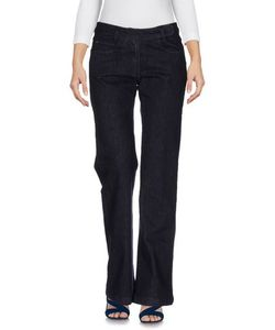 Malo | Denim Denim Trousers Women On