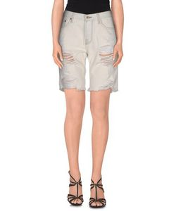 NSF | Denim Denim Shorts Women On