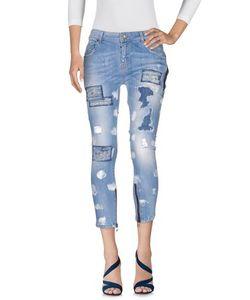 Sly010 | Denim Denim Trousers Women On