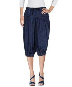 Casey Casey | Denim Denim Trousers Women On