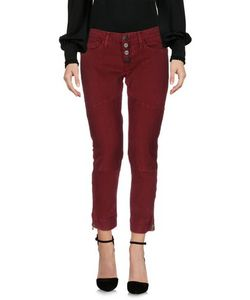 Hudson | Trousers 3/4-Length Trousers Women On