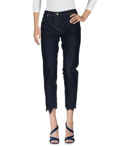 Moschino Cheap & Chic | Denim Denim Trousers Women On