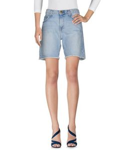Current/Elliott | Denim Denim Shorts On