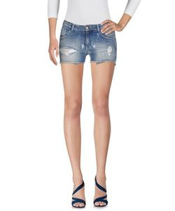 Hydrogen | Denim Denim Shorts Women On