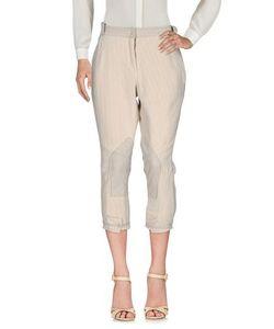 Le Cuir Perdu | Trousers 3/4-Length Trousers Women On