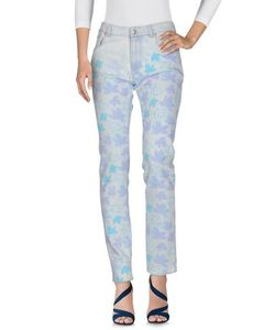 Versus | Denim Denim Trousers Women On