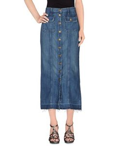 Current/Elliott | Denim Denim Skirts On