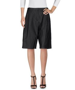 T by Alexander Wang   Trousers Bermuda Shorts On