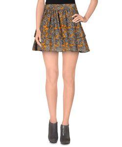 Ganni   Skirts Mini Skirts Women On