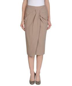 Burberry Prorsum | Skirts 3/4 Length Skirts Women On