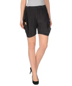 Alessandra Marchi | Trousers Bermuda Shorts Women On