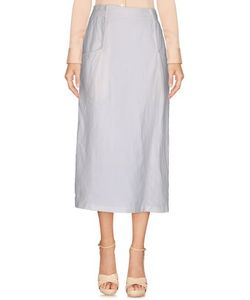 Yohji Yamamoto   Skirts 3/4 Length Skirts On
