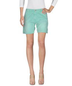 Monocrom | Trousers Bermuda Shorts On