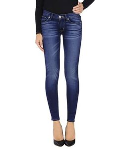 Hudson | Denim Denim Trousers Women On