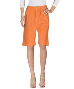 Bark | Trousers Bermuda Shorts On