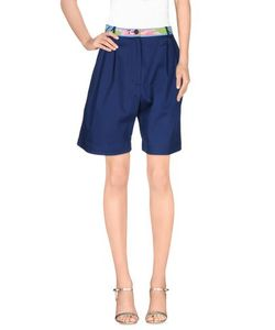 Leonard | Trousers Bermuda Shorts On