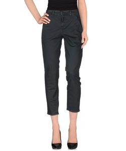 Crippen | Denim Denim Trousers Women On