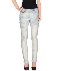 3X1   Denim Denim Trousers Women On