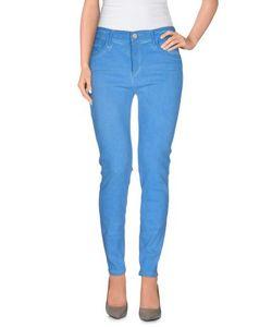 Goldsign | Denim Denim Trousers Women On