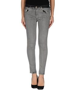 Mauro Grifoni | Denim Denim Trousers Women On