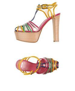 Moschino Cheap & Chic | Moschino Cheapandchic Footwear Sandals Women On