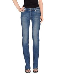 Love Moschino | Denim Denim Trousers Women On
