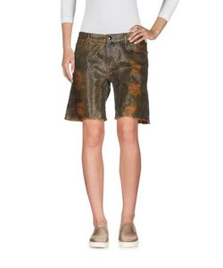 Koral | Denim Denim Bermudas Women On